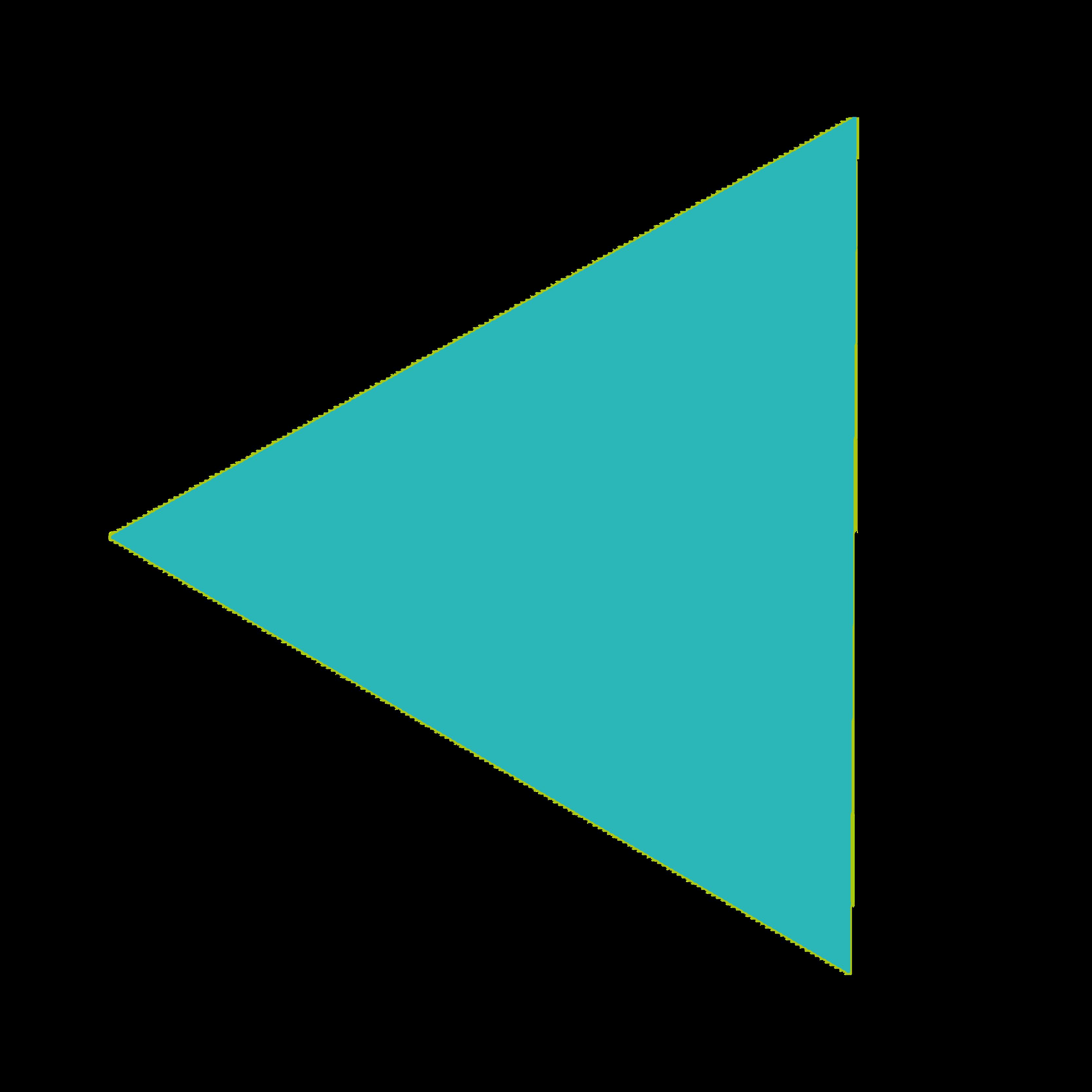 walpaper doble triangle