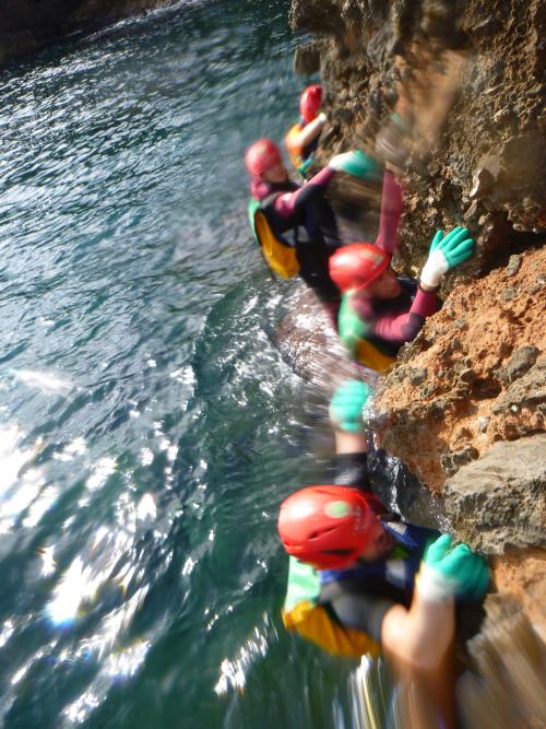 coasteering-formacion